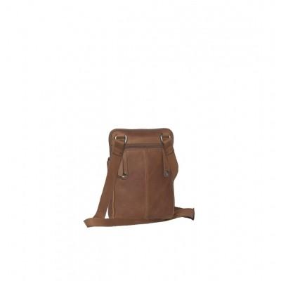 Photo of Leather Shoulder Bag Cognac Lou