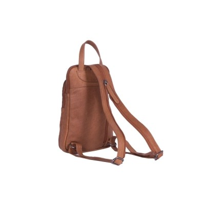 Photo of Leather Backpack Cognac Buddy