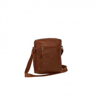 Photo of Leather Shoulder Bag Cognac Bath
