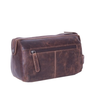 Photo of Leather Toiletry Cognac Verena