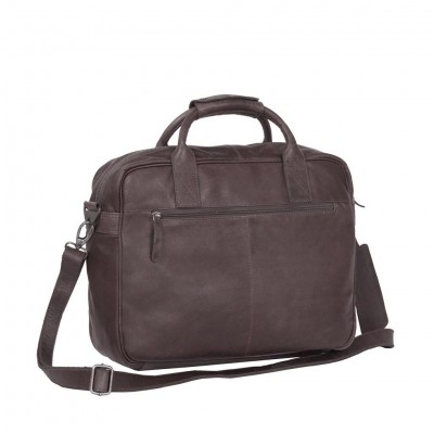 Photo of Leather Laptop Bag Brown Archer