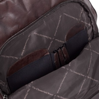 Photo of Leather Backpack Brown Maci