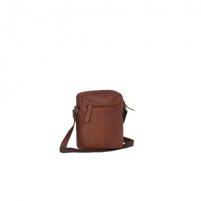 Photo of Leather Shoulder Bag Cognac Jeff