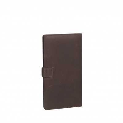 Photo of Leather Wallet Brown Avelon