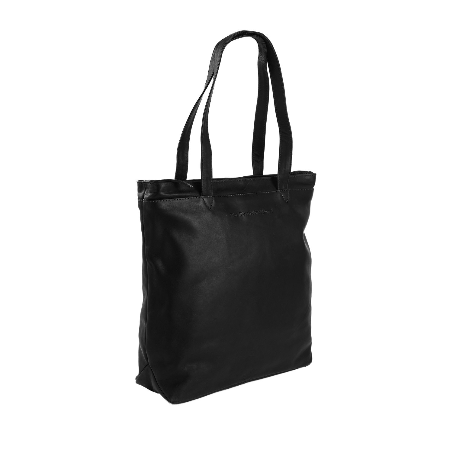 Bilde av Chesterfield Leather Shopper Black Bonn