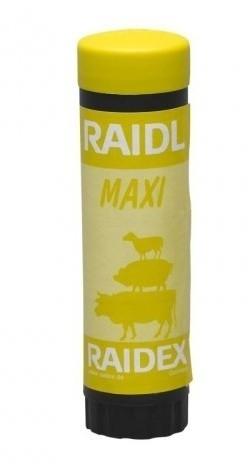Veemerkstift Raidex geel