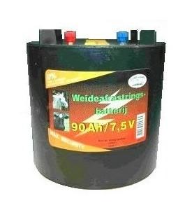 Batterij Ako rond, 7,5V, 90AH