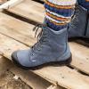Afbeelding van Werkschoenen voor Dames Lady Line Enna blauw
