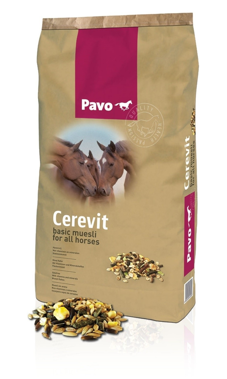 Pavo Cerevit 15kg