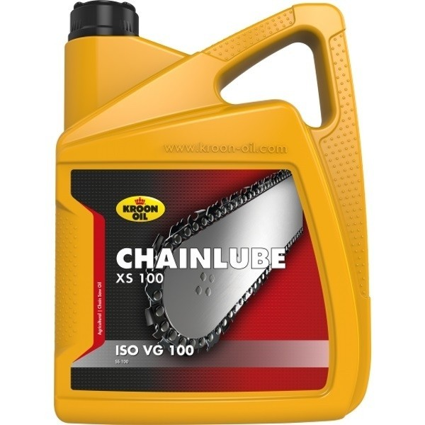 Kettingzaagolie Kroon Chainlube XS100 5ltr