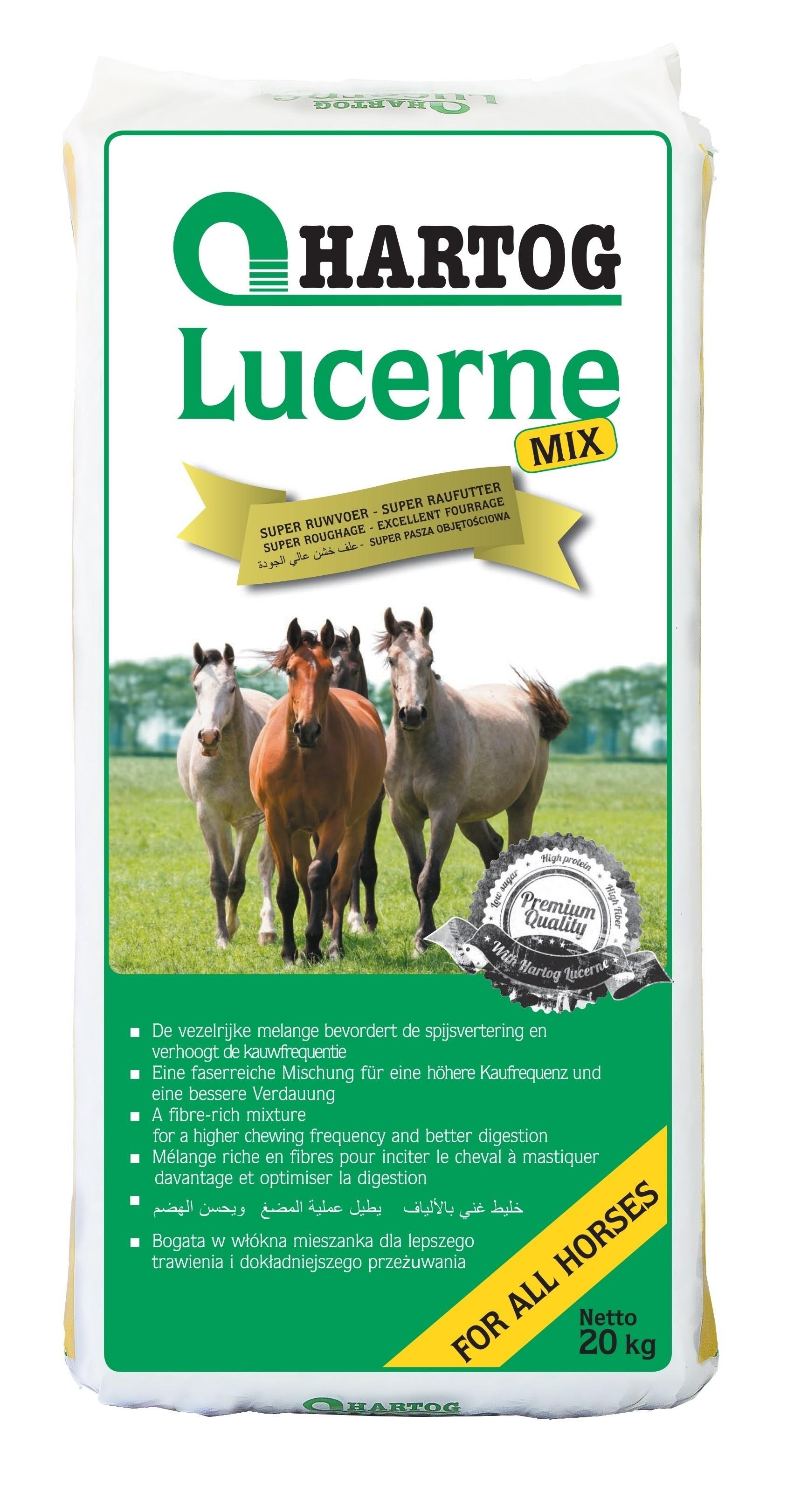 Lucerne-mix Hartog 20kg