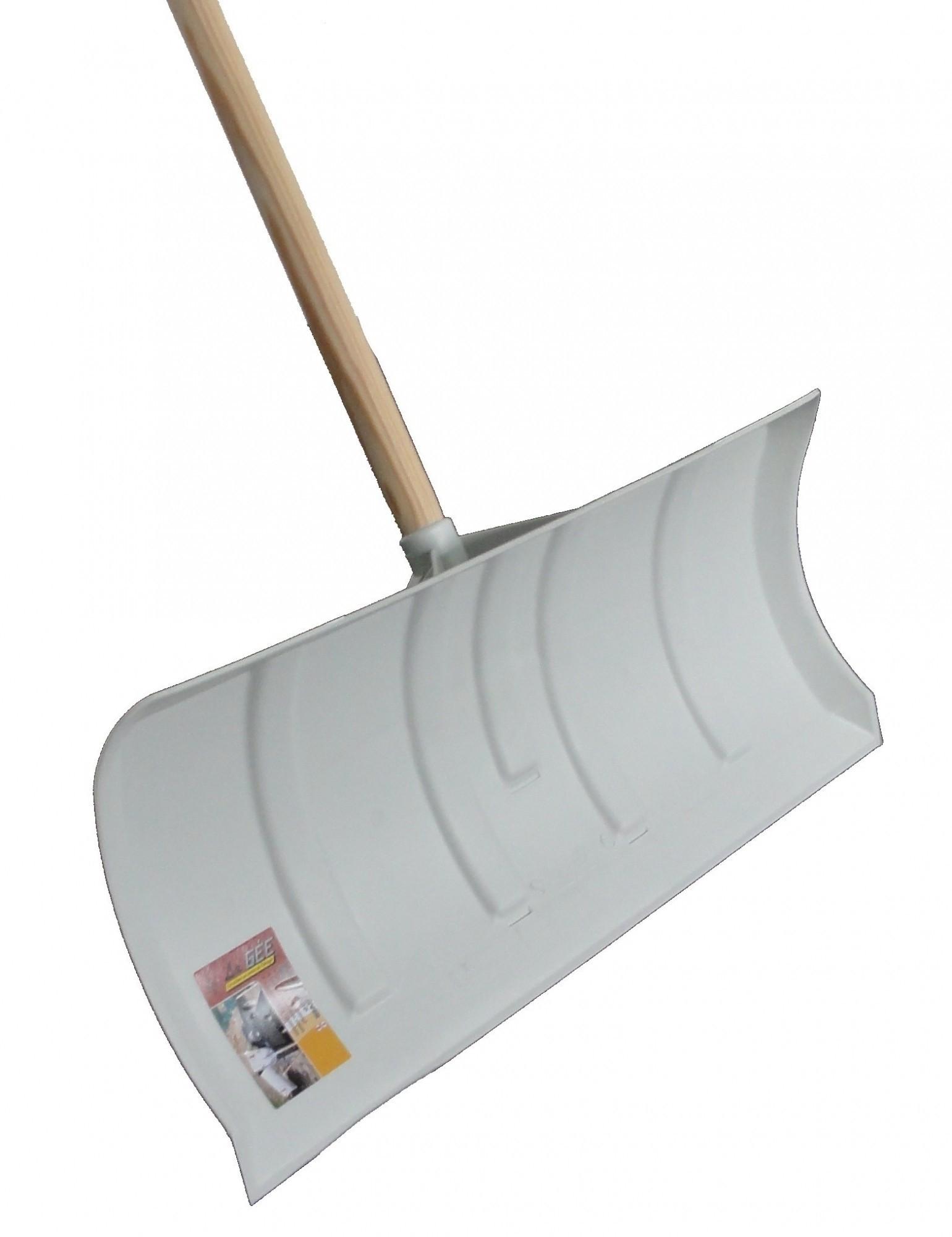 Sneeuwschuiver / Vloerschuiver 66cm breed LaGee met steel