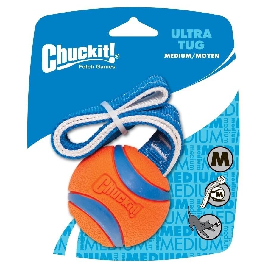 Chuckit Ultra Tug medium hondenspeeltje