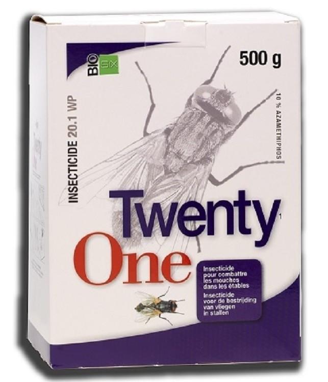 21-Twenty-One tegen vliegen 500gr