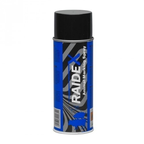 Veemerkspray blauw 200 ml
