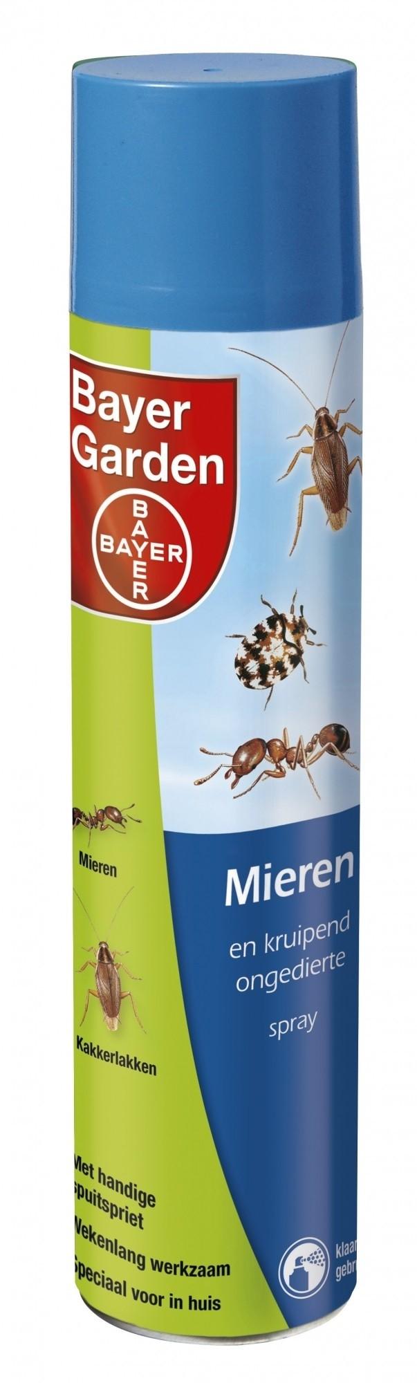 Mieren en kruipen ongediertespray 400ml