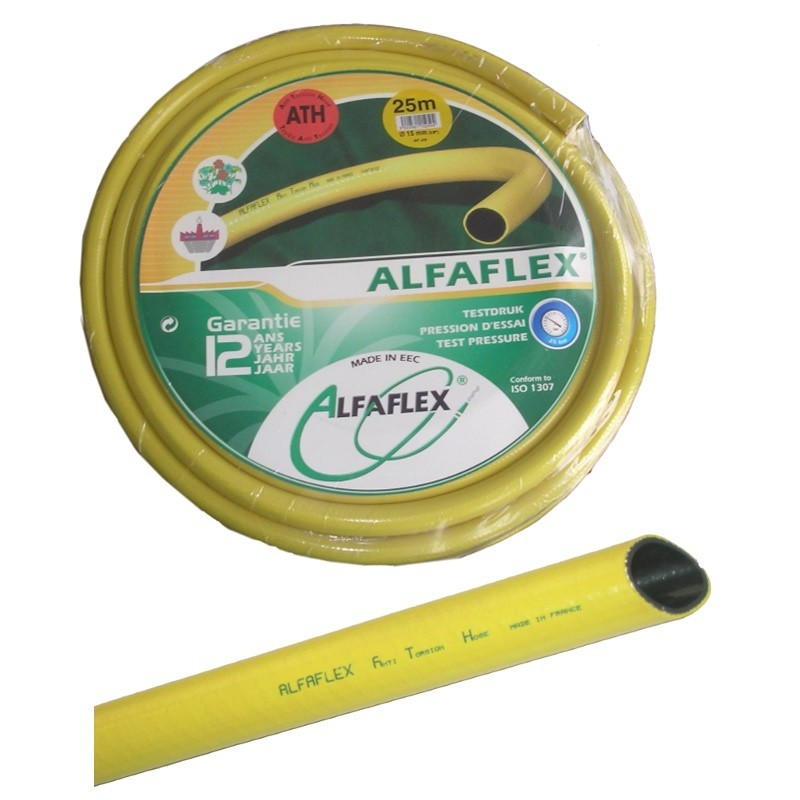 Waterslang / tuinslang Alfaflex ATH 25mm (1 inch) 50mtr