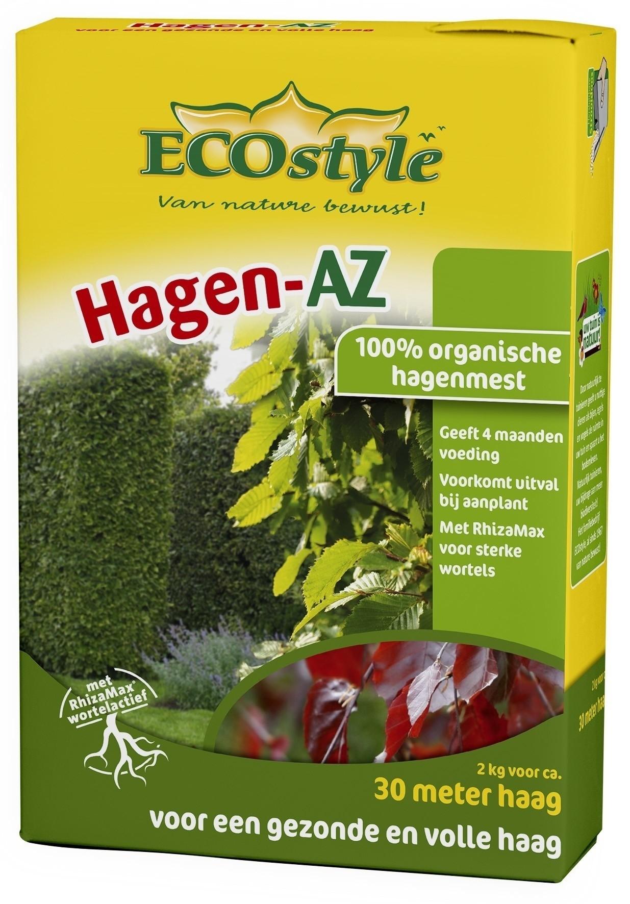 Hagen-AZ Ecostyle 2kg