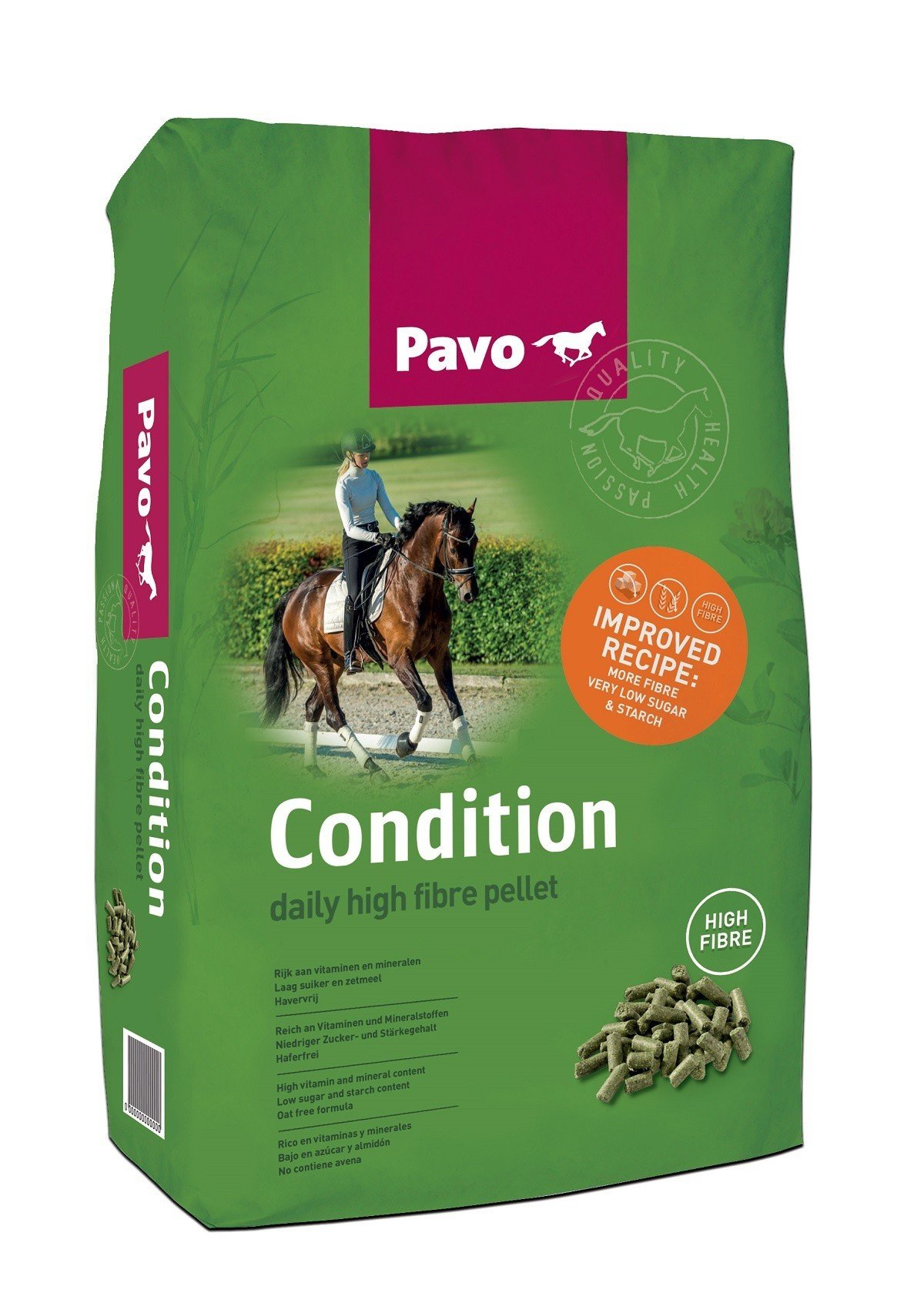 Pavo Condition 20kg