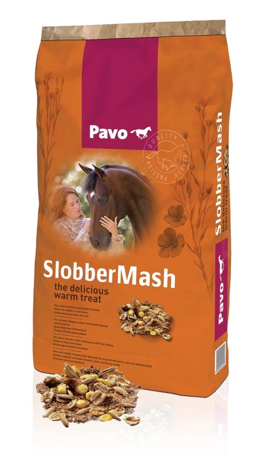 Pavo Slobbermash 15kg