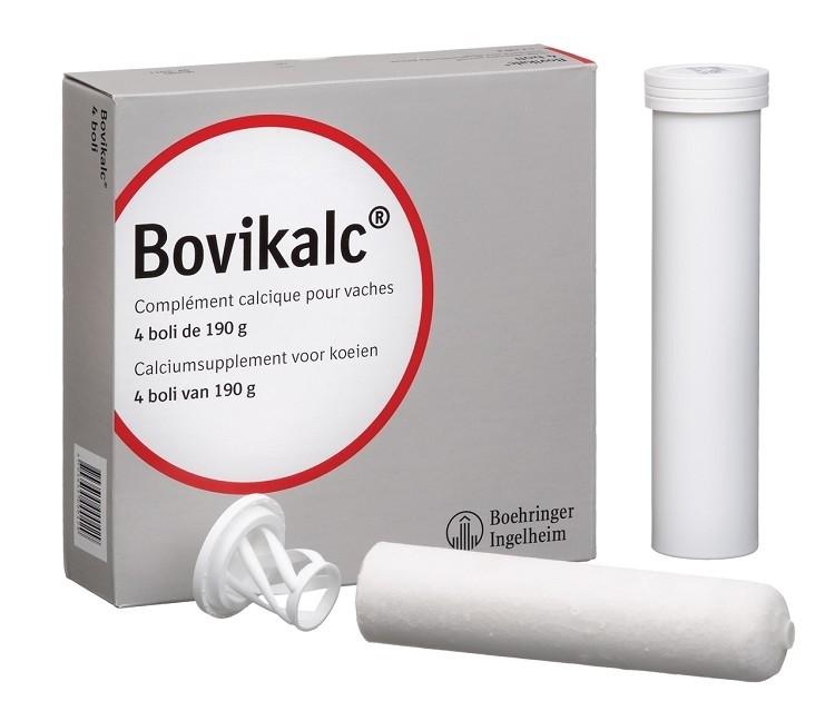 Bovikalc calcium boli 12 stuks