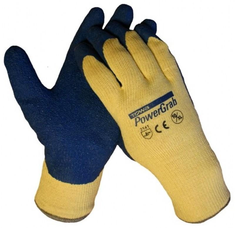 Werkhandschoen Keron Powergrab blauw