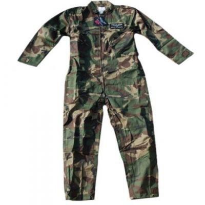 Foto van Kinderoverall Camouflage