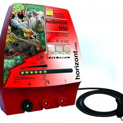 Foto van Horizont Hotshock N50 (netstroom) schrikdraadapparaat