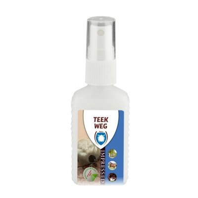 Teek Weg spray 50ml