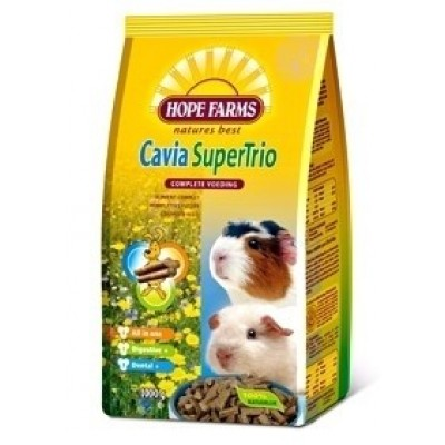 Hopefarms Cavia Supertrio 15kg