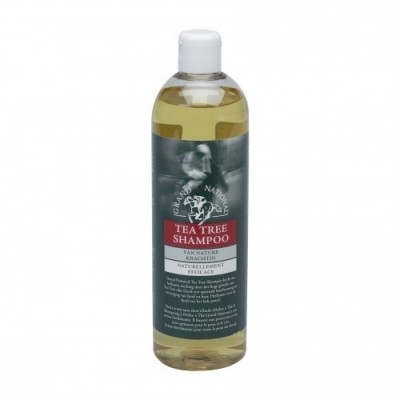 Foto van Grandnational Tea Tree shampoo 500ml