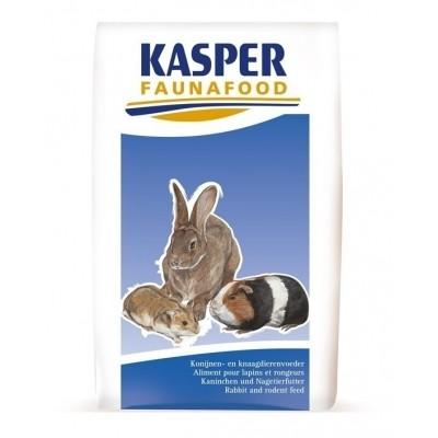 Foto van Konijnenkorrel Sport Kasper Faunafood 20kg