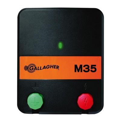 Schrikdraadapparaat Gallagher M35 230V