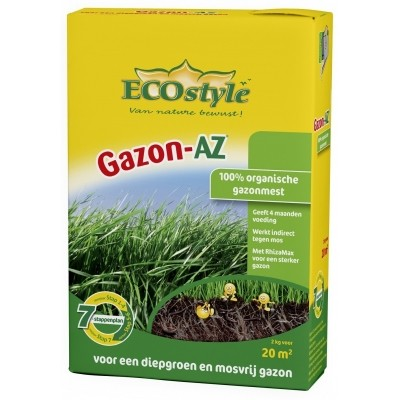 Foto van Gazon AZ Ecosyle 2kg