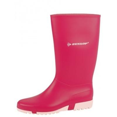 Foto van Kinderlaars Dunlop PVC roze