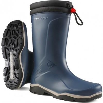 Foto van Gevoerde laars Dunlop Blizzard blauw