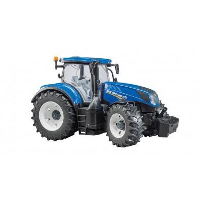 Foto van Bruder New Holland T7.315 tractor 1:16