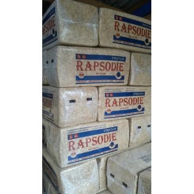 Foto van Rapsodie koolzaad strooisel 20kg 42 stuks