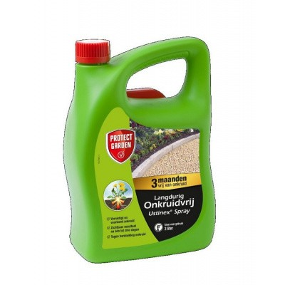 Ustinex onkruid spray 3ltr