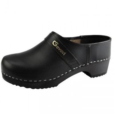 Gevavi schoenklomp 900 zwart