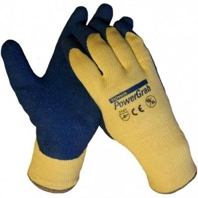 Foto van Werkhandschoen Keron Powergrab blauw