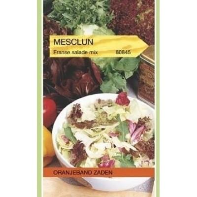 Foto van Mesclun Franse Salade Mix Oranjeband