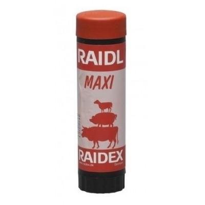 Foto van Veemerkstift rood Raidex
