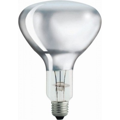 Foto van Warmtelamp / infrarood lamp Philips 250Watt wit