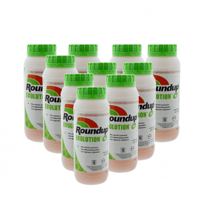 Roundup Evolution 10 x 1ltr