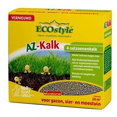 Foto van AZ-kalk Ecostyle 2kg