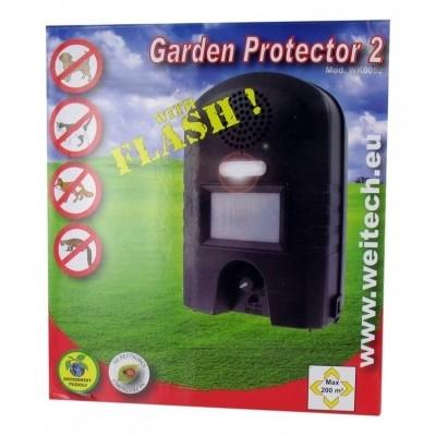 Foto van Weitech Garden Protector 2 dierenverjager