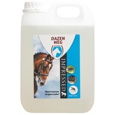 Foto van Dazen weg insectenspray 2.5ltr (navulverpakking)