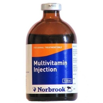 Foto van Multivitamine Inject 100ml