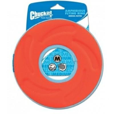 Foto van Chuckit Zipflight honden frisbee Small